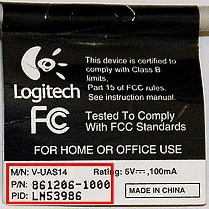 Driver UPDATE: Logitech M-RBH113 Mouse SetPoint
