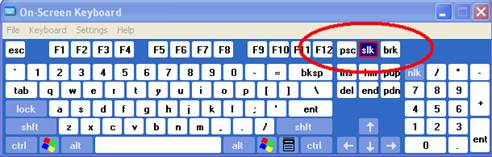 ms onscreen keyboard
