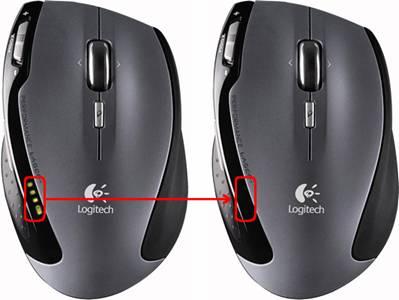 Logitech M-RBU126 Mouse Connection Drivers for Mac