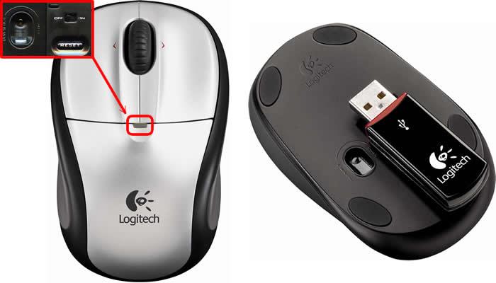 Logitech M-RCD125 Mouse Connection Drivers Mac