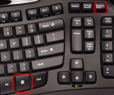 how to delete page break when no delete key