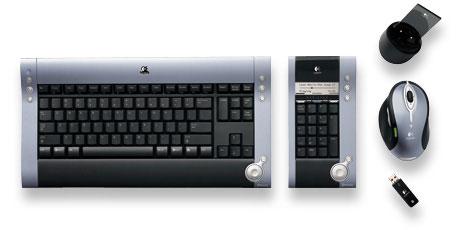 Logitech® diNovo™ Media Desktop™ Laser