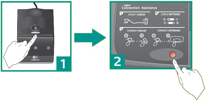 Logitech Cordless Desktop MX 3000 Laser Set Driver UPDATE