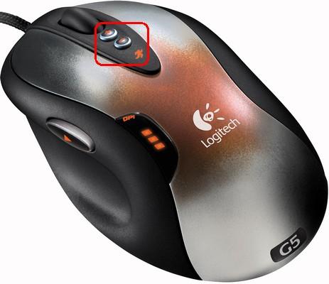 G5 Laser Mouse - Battlefield 2142 Edition - Logitech Support