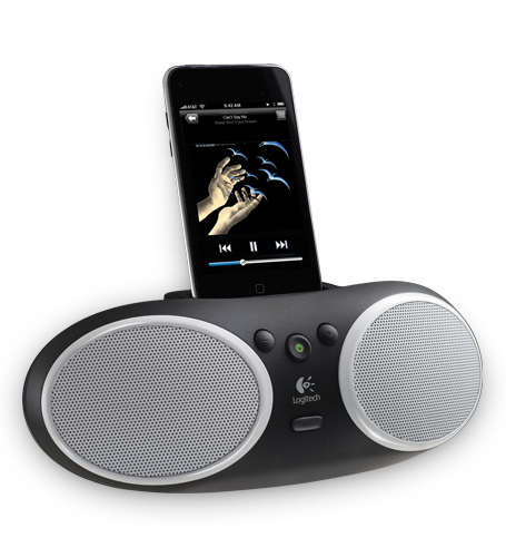 Logitech® Portable Speaker S125i