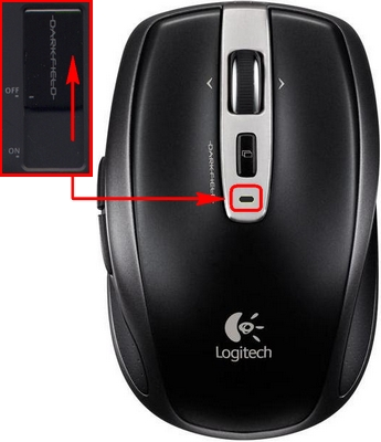 Download Drivers: Logitech M-R0001 Anywhere Mouse MX