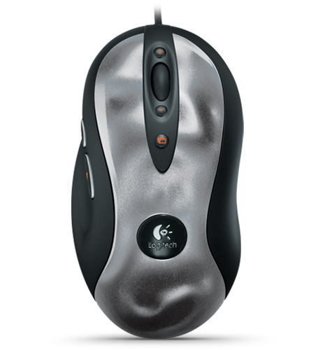MX™518 Optical Gaming Mouse