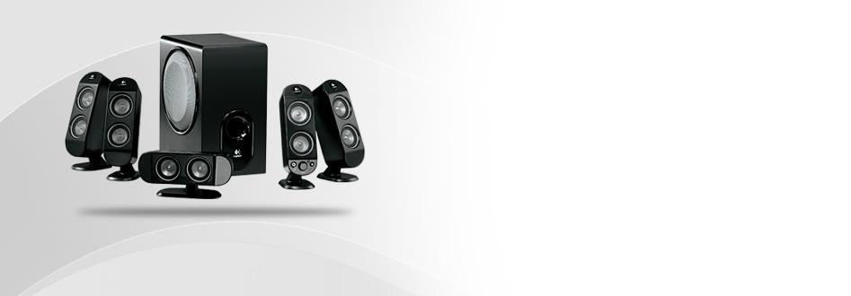 X-530 Speakers