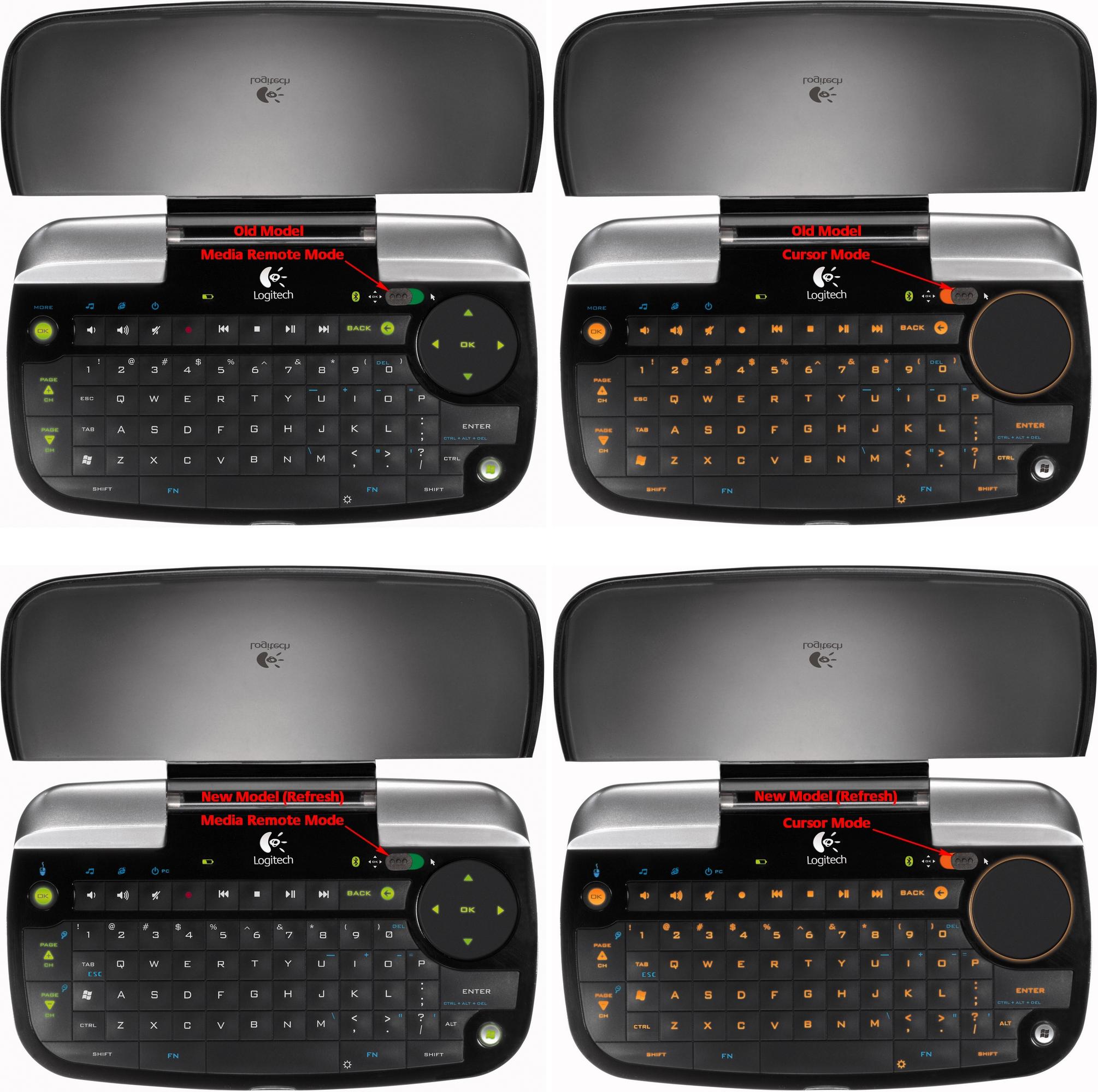Logitech diNovo Mini Keyboard SetPoint Windows 8 X64