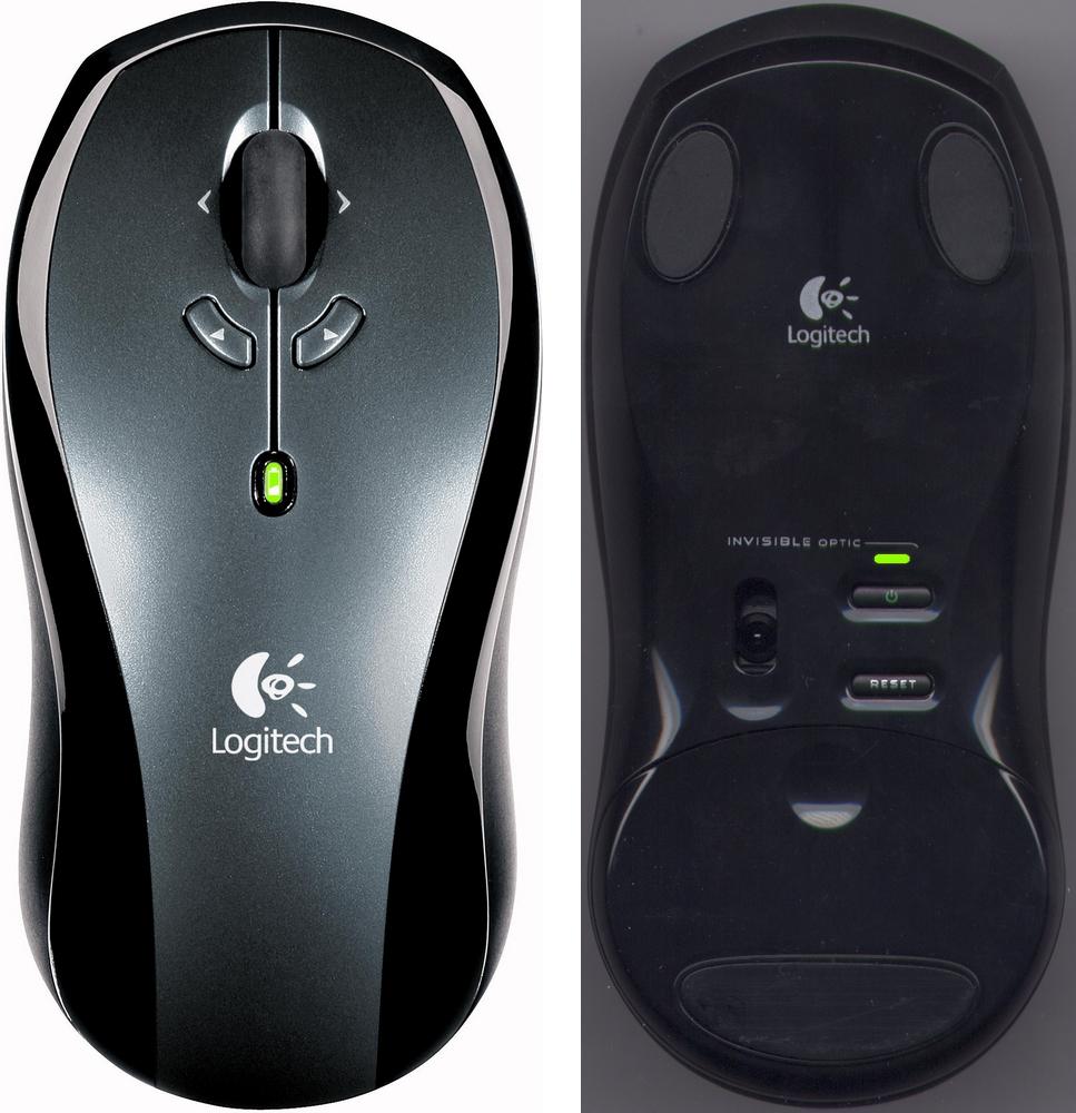 Drivers Update: Logitech LX7 Cordless Optical Mouse