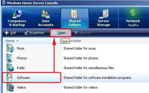 SqueezeboxServer_HomeServer_ShareFoldersSoftwareOpen.jpg
