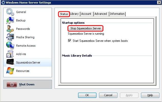 SqueezeboxServer_HomeServer_Settings_SBServer_StatusStop.jpg