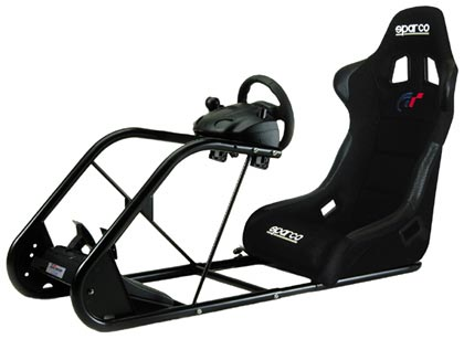 sparco racing cockpit Pro FIGHTER Model